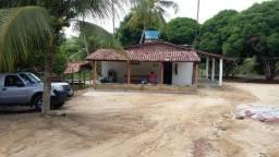 Sítio no município de Pitimbu com casa