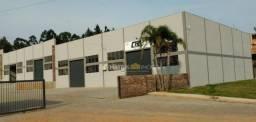 Pavilhão à venda, 375 m² por r$ 490.000,00 - alto da bronze - estrela/rs