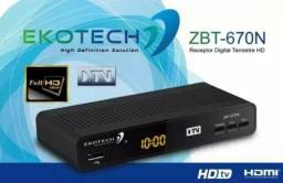 Conversor De Tv Digital Ekotech Zbt-670n