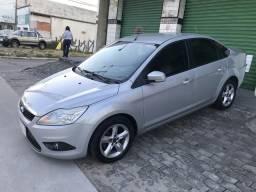 Focus Sedan Automatico + Couro - 2011
