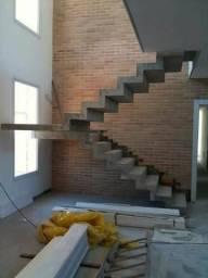 Escadas batidas