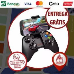 Controle Gamepad Bluetooth Ipega 9021