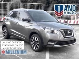 Nissan kicks 2017 lindo , com 1 ano de garantia , carro de garagem - 2017