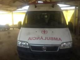 Ambulância Fiat Ducato - 2013