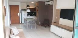 Apartamento em Resort de Luxo!!!100 % mobiliado recebo imóvel