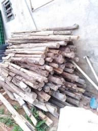 Pontalete de eucalipto para construção