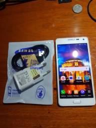 Samsung Galaxy A5 2015, semi novo - Ji-Paraná