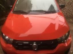 Fiat mobi 2018 1.0 troco facilito pgto com entrada - 2018