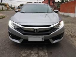 Honda civic EX 2.0 único dono e somente 20.000 kms reais - 2017