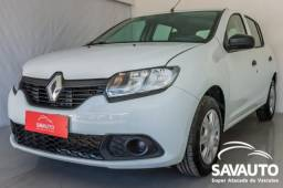 Renault Sandero Sandero Expression Hi-Flex 1.0 16V 5p 4P - 2017