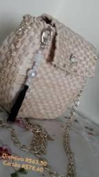 Bolsas de palha customizadas