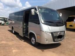 Micro Ônibus Volare W9 Fly Executivo Cor Prata Ano 2014/201 - 2014