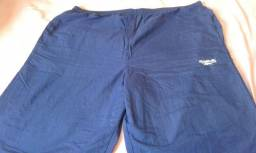 Calça de Moleton Reebok Original da Seleção Brasileira Basquete para  pessoas altas 10dbdc5da0986