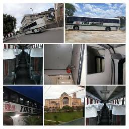 Vende-se ou Troca-se ônibus rodoviário convencional