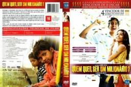 DVD Quem Quer ser um Milionário(Novo, lacrado)