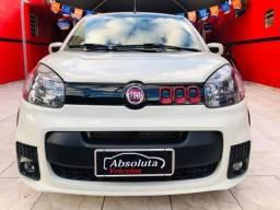 Fiat Uno 2015 sporting 1.4 flex completo, carro muito novo !!!! - 2015