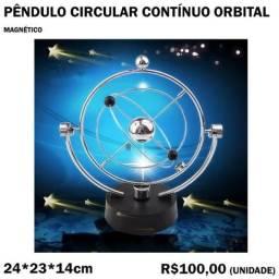 Título do anúncio: Pêndulo Circular Contínuo Magnético Orbital
