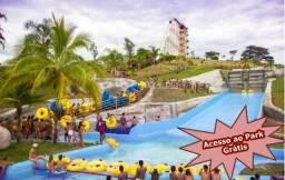 Aldeia das Águas Park Resort - Flat Quartier Acesso Park grátis