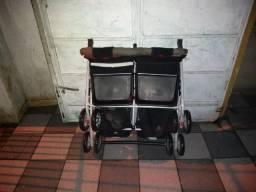 Venda carrinho de bebê gêmeos