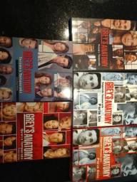 DVDs Grey's Anatomy - Temporadas 1 a 4