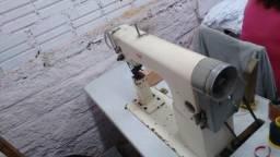Troco máquina de costura de coluna