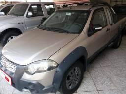 Fiat strada adventure 1.8 ce - 2009