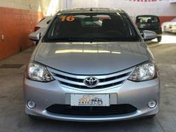 Toyota Etios X 1.3 Flex 2016 completo - 2016