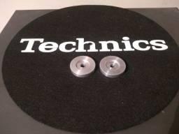 Clamp de toca disco technics