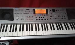 Teclado Alpha 1 Roland ( Troco por Violão )