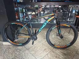 Bicicleta Aro 29 Athor Top Android Alumínio 21 Marchas tourney