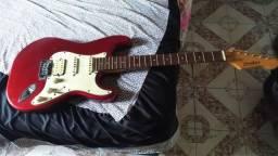 Guitarra condor para rolo em vídeo game