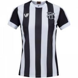 Camisa Ceará Feminina Home Oficial 2020