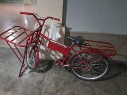 Vendo bicicleta de carga nova