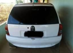 Chevrolet Corsa Branco 2001