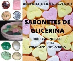 Sabonetes de Glicerina