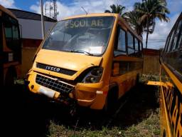 Ônibus Iveco City Class 2012