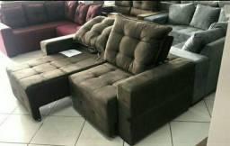 Título do anúncio: Sofá debora retratil e reclinavel 2,00m