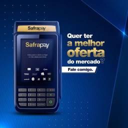 Máquinas de cartões Safrapay