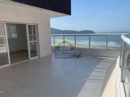Cobertura à venda com 3 dormitórios em Guilhermina, Praia grande cod:FT12533