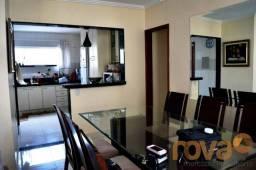 Apartamento à venda com 3 dormitórios em Setor bela vista, Goiânia cod:NOV235986