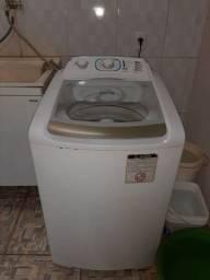 Eletrolux turbo 10 kilos, máquina de lavar