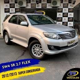HILUX SW4 2012/2013 2.7 SR 4X2 16V FLEX 4P AUTOMÁTICO