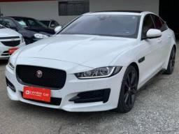 Jaguar xe 2017 2.0 16v si4 turbo gasolina r-sport 4p automÁtico