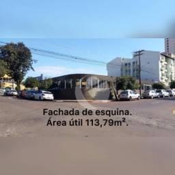 Sala para alugar, 113 m² - Vitória - Londrina/PR