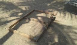 Plataforma de Hidraulico Para Trator