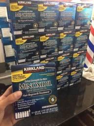 Caixa Minoxidil KirkLand Pronta entrega Original