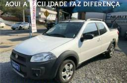recuse IMITAÇÕES!! R$1MIL DE ENTRADA FIAT /STRADA WORKING 1.4 CD 3 PORTAS 2017 SHOWROOM