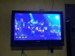 Tv 42 polegadas de plasma. Facilito!!!