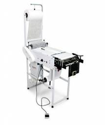 Maquina completa para fabricação de fraldas infantis e absorventes , Seminova
