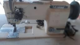 Máquina  2 agulhas  Pespontadeira